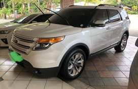 2012 Ford Explorer. 4x4 Limited Edition.