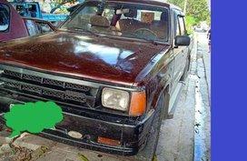 PICKUP MAZDA B2200  1991 model