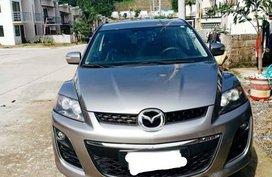Mazda CX7 2011 AT Gray For Sale