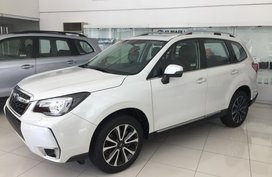 2018 SUBARU FORESTER 2.0XT For Sale