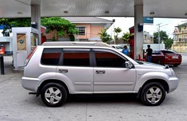2005 Nissan Xtrail Silver For Sale