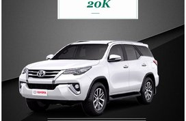2018 TOYOPTA FORTUNER G 4x2 DIESEL AUTOMATIC FOR SALE