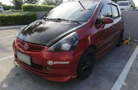 2006 Honda Jazz Vtec GD Red For Sale