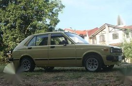 81 Toyota Starlet 4 Door FOR SALE