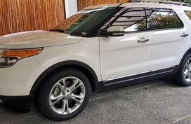 2016s Ford Explorer Limited EcoBoost 2.0L gas 4x2 rush p1.198M