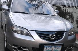 Mazda 323 2005 Silver For Sale