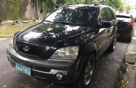 KIA SORENTO 2005 Gas Automatic 4x4 For Sale