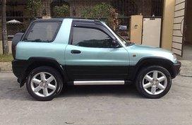 1997 TOYOTA RAV 4 LOCAL M/T For Sale