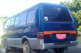 Kia Besta 2.7 2002 Blue Van For Sale