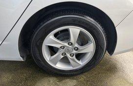 Hyundai Elantra 2012 Silver For Sale