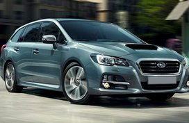 The beefier Subaru Levorg GT-S 2018 Philippines is priced at P1,998,000