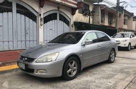 2003 Honda Accord vti matic gas FOR SALE