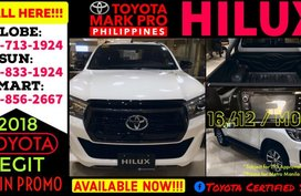2019 Toyota Hilux Conquest 4x4 Diesel Manual Call Now: 09258331924 Casa Sale 2019