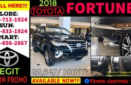 2019 Toyota Fortuner Gas AT Call Now: 09258331924 Casa Sale 2019 Lowest all in Promo Sale