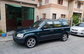 Honda Crv 1998 MT rush pde swap