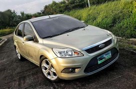 2012 Ford Focus 1.8 Gasoline Engine