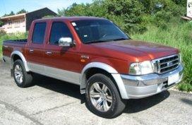 2003 Ford Ranger XLT Trekker 4x4 For Sale