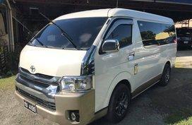 2016 Toyota Hi ace GL Grandia D4D 2.5 For Sale