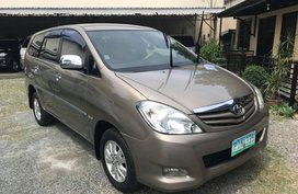 2011 Toyota Innova G D4D Manual For Sale