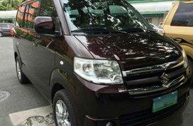 2012 Suzuki Apv for sale