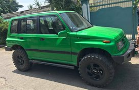 Suzuki Vitara Manual 4X4 2004 For Sale