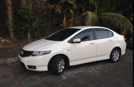 2013 Honda City 1.3 Manual GRAB For Sale
