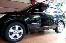 2008 Honda CRV AT Black For Sale