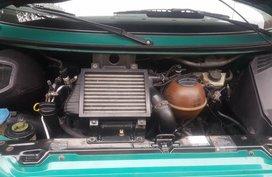Volkswagen Caravelle 1997 Green For Sale