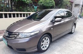 2013 Honda City Brown For Sale