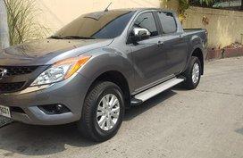 2014 Mazda BT-50 Gray For Sale