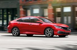 10th-gen Honda Civic receives a nip and tuck for 2019 model year in the US