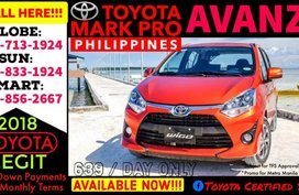 2019 New Toyota Wigo 1.0L G AT Available now Call 09988562667 Brand New Casa Sale