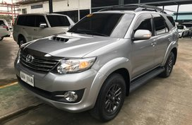 2015 Toyota Fortuner for sale