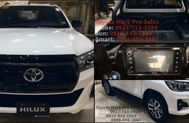 2019 Toyota Hilux Std 4x2 G MT Available now Call 09988562667 Brand New Casa Sale