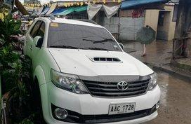 Toyota Fortuner G 2015 Diesel 4x2 For Sale