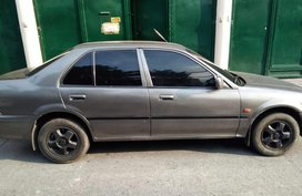 Honda Civic 1998 Gray For Sale