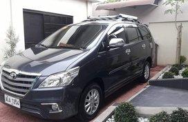 2015 Toyota Innova G 2.5 Diesel For Sale