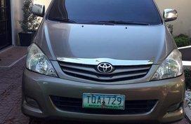 Toyota Innova 2012 2.5 Diesel For Sale
