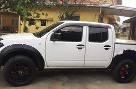 Nissan Navarra 2010 White For Sale