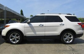 2013 Ford Explorer 4X4 Ecoboost Limited Ed For Sale