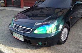 1999 Honda Civic LXi SiR Green For Sale