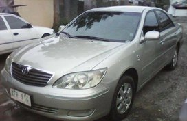 SELLING Toyota Camry matic 2002mdl