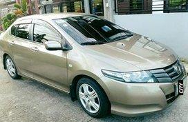 Honda City 1.3S 2011 Beige For Sale