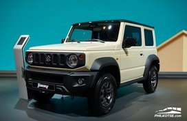 Suzuki Jimny 2019: Latest updates from 2018 Paris Motor Show