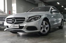 2017 Mercedes-Benz C180 Avantgarde 1.6 AT For Sale