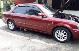 Ford Lynx 2003 Red Sedan For Sale