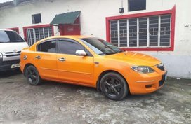Mazda3 matic model 2008 FOR SALE