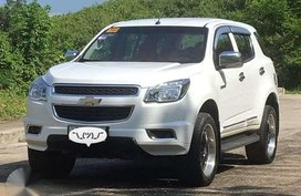 MINT CONDITION 2016 Chevrolet Trailblazer manual
