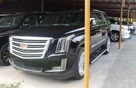 2018 Cadillac Escalade Platinum Short wheel base Brand new!