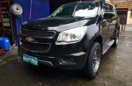 2013 Chevrolet Trailblazer Black For Sale